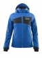 Preview: Damen Hard Shell Jacke 18311-231-91010 Mascot ACCELERATE azurblau-schwarzblau