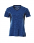 Preview: Damen T-Shirt 18092-801-91010 Mascot ACCELERATE azurblau-schwarzblau
