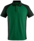 Preview: Mascot Polo-Shirt Bottrop gruen/schwarz