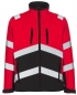 Preview: Mascot Warnschutz Softshelljacke Antas