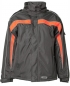 Preview: Planam Jacke Cosmic anthrazit/orange