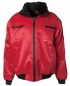 Mobile Preview: Planam Pilotenjacke Gletscher rot
