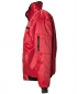 Mobile Preview: Planam Pilotenjacke Gletscher rot links