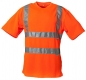 Preview: Planam Warnschutz T-Shirt uni orange
