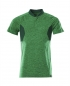 Mobile Preview: Polo-Shirt 18083-801-33303 Mascot ACCELERATE grasgrün-grün