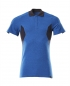 Preview: Polo-Shirt 18383-961-91010 Mascot ACCELERATE azurblau-schwarzblau