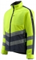 Preview: Warnschutz Fleecejacke SHEFFIELD 15503-259-17010 Mascot Safe Supreme gelb-schwarzblau links