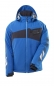 Mobile Preview: Winterjacke 18335-231-91010 Mascot ACCELERATE azurblau-schwarzblau