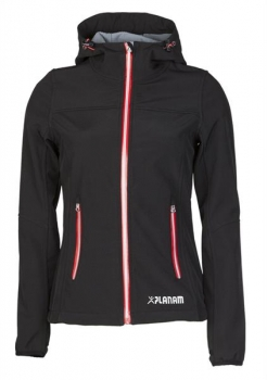 UNIT Damen Softshell-Jacke Planam