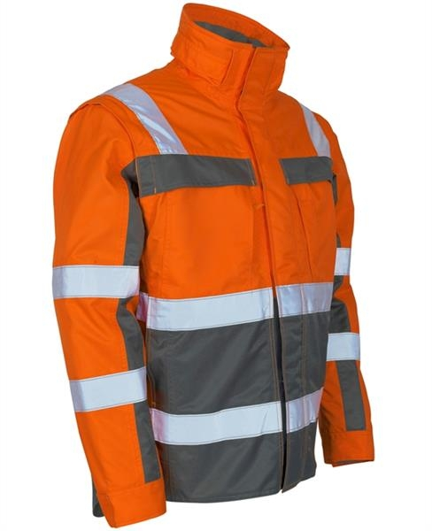 Mascot Pilotjacke Loreto Warnschutz orange/anthrazit